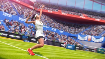 Screenshot3 - Tennis World Tour