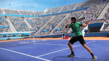 Screenshot5 - Tennis World Tour