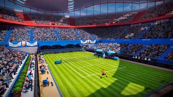 Screenshot1 - Tennis World Tour