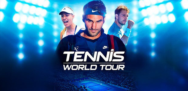 Tennis World Tour - Cover / Packshot