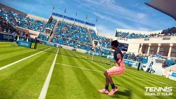 Screenshot6 - Tennis World Tour