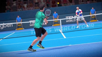 Screenshot2 - Tennis World Tour Legends Edition