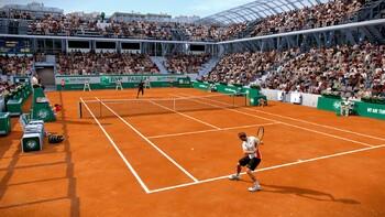 Screenshot2 - Tennis World Tour - Roland Garros Edition
