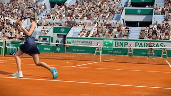 Screenshot3 - Tennis World Tour - Roland Garros Edition