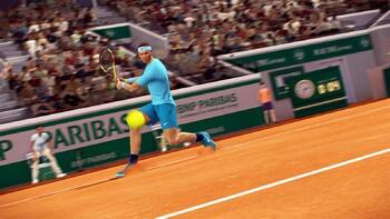 Screenshot1 - Tennis World Tour - Roland Garros Edition