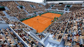 Screenshot4 - Tennis World Tour - Roland Garros Edition