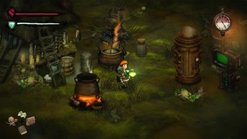 Screenshot1 - Smoke and Sacrifice