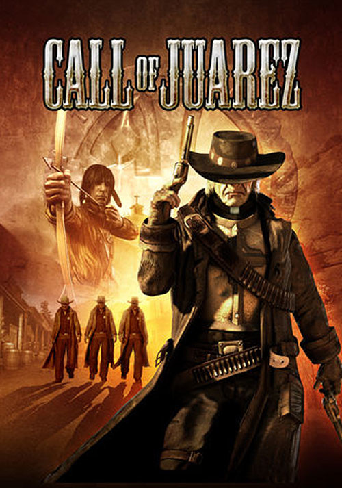 Call of Juarez - Cover / Packshot