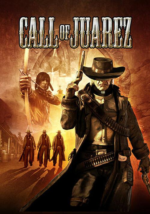 Call of Juarez - Cover / Packshot