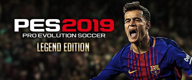 PRO EVOLUTION SOCCER 2019 Legend Edition