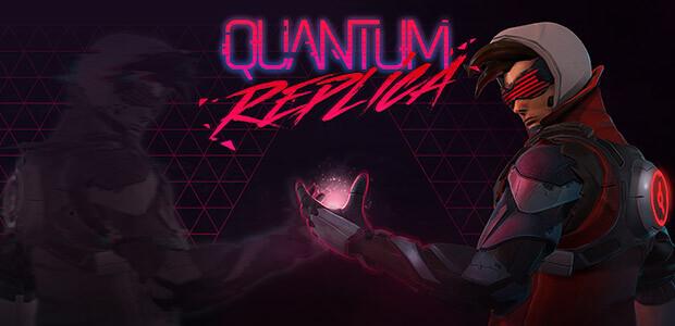Quantum Replica - Cover / Packshot