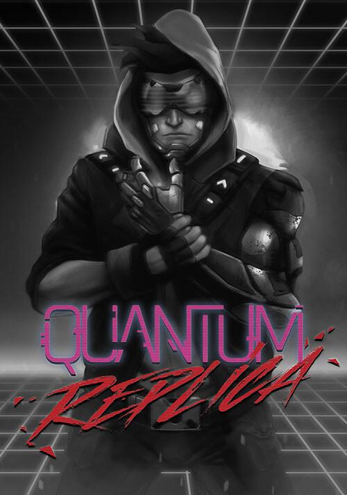 Quantum Replica - Packshot