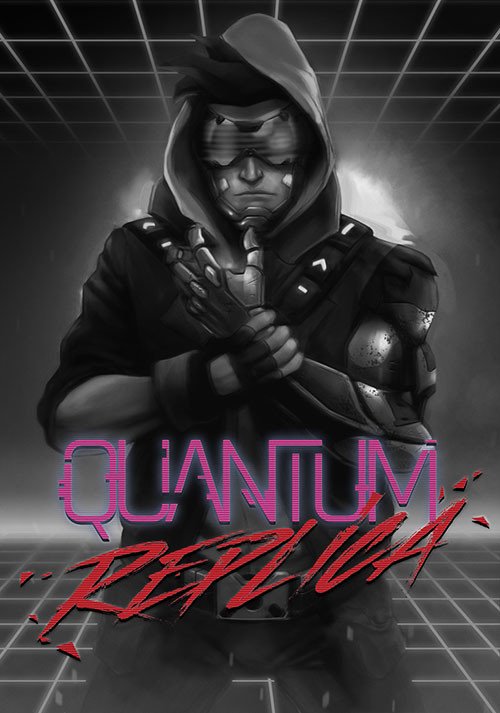 Quantum Replica - Cover / Packshot
