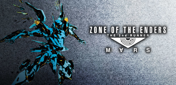ZONE OF THE ENDERS: The 2nd Runner - M∀RS - Cover / Packshot