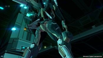 Screenshot3 - ZONE OF THE ENDERS: The 2nd Runner -  M∀RS