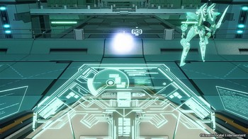 Screenshot4 - ZONE OF THE ENDERS: The 2nd Runner -  M∀RS