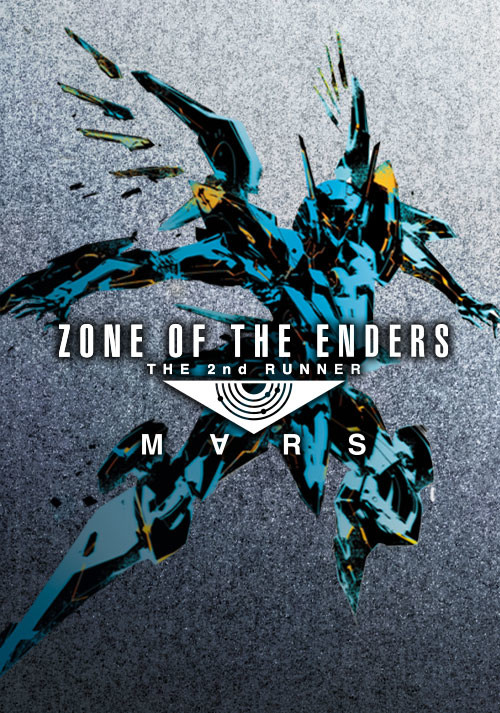 ZONE OF THE ENDERS: The 2nd Runner -  M∀RS - Cover
