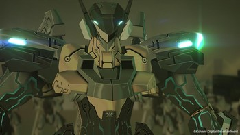 Screenshot1 - ZONE OF THE ENDERS: The 2nd Runner -  M∀RS
