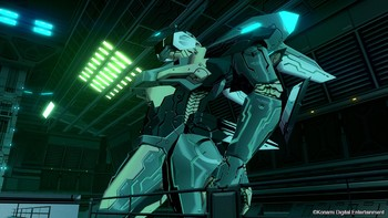 Screenshot2 - ZONE OF THE ENDERS: The 2nd Runner -  M∀RS