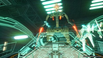 Screenshot6 - ZONE OF THE ENDERS: The 2nd Runner -  M∀RS
