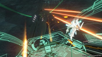 Screenshot5 - ZONE OF THE ENDERS: The 2nd Runner -  M∀RS