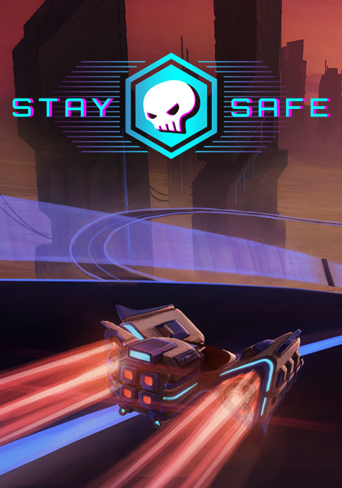 Stay Safe - Cover / Packshot