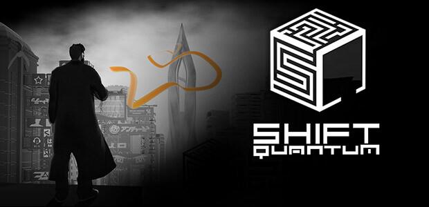 Shift Quantum - Cover / Packshot