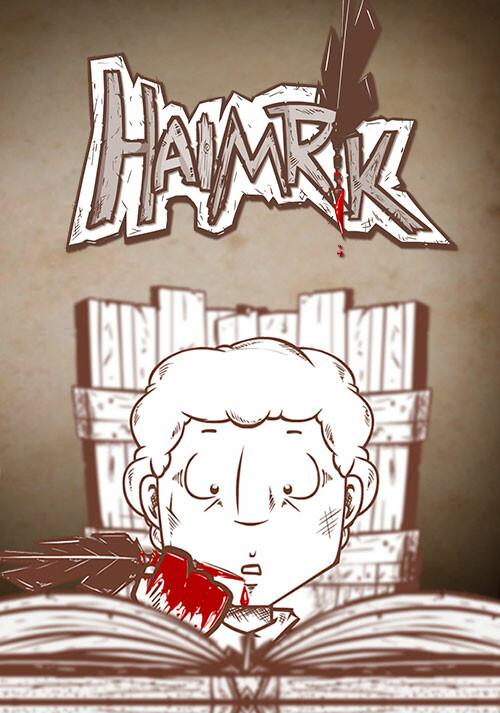 Haimrik - Cover / Packshot