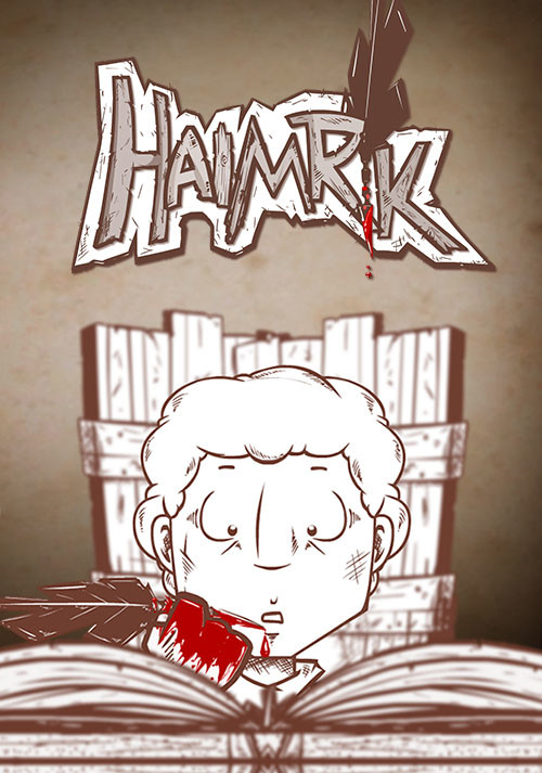 Haimrik - Cover / Packshot