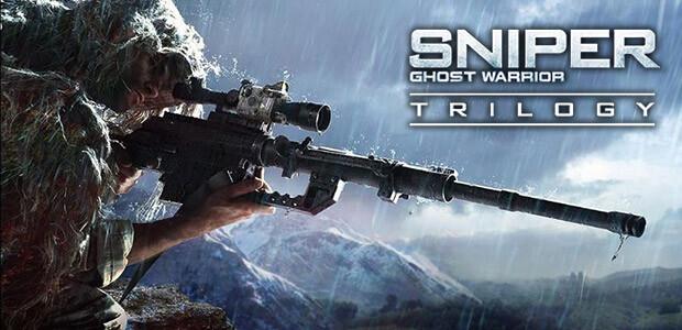 Sniper: Ghost Warrior Trilogy - Cover / Packshot