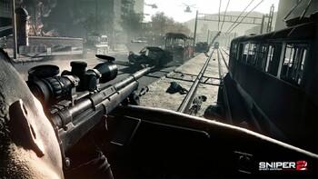 Screenshot2 - Sniper: Ghost Warrior Trilogy