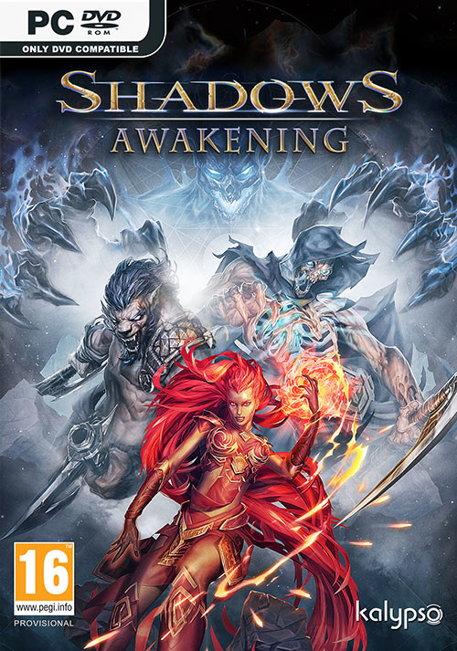 Shadows: Awakening - Cover / Packshot