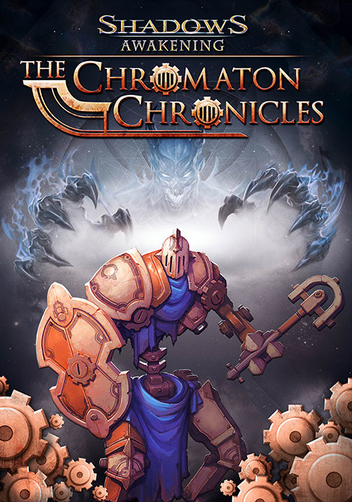 Shadows: Awakening - The Chromaton Chronicles - Cover / Packshot