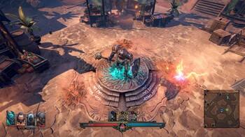 Screenshot1 - Shadows: Awakening - The Chromaton Chronicles
