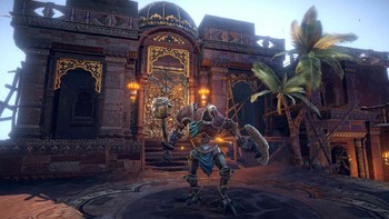 Screenshot2 - Shadows: Awakening - The Chromaton Chronicles