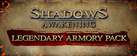 Shadows: Awakening - The Legendary Armour Pack