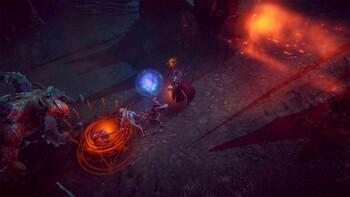 Screenshot1 - Shadows: Awakening - Necrophage's Curse