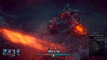 Screenshot3 - Shadows: Awakening - Necrophage's Curse