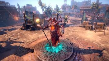 Screenshot5 - Shadows: Awakening - Necrophage's Curse