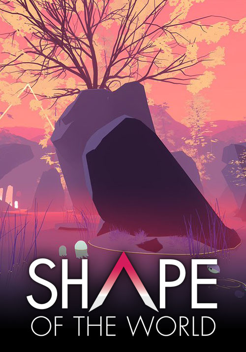 Shape of the World - Cover / Packshot