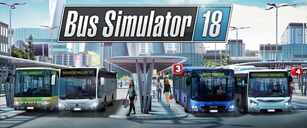 Bus Simulator 18: Offizielle Kartenerweiterung ab 22. Mai erhältlich