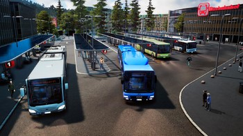 Screenshot1 - Bus Simulator 18