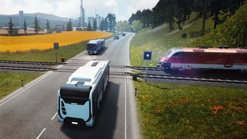 Screenshot2 - Bus Simulator 18
