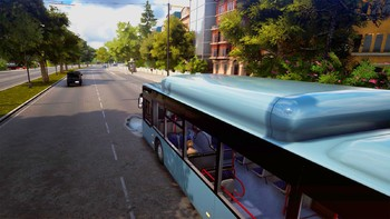 Screenshot1 - Bus Simulator 18 - MAN Bus Pack 1
