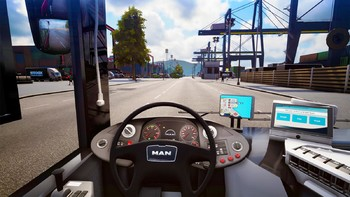 Screenshot3 - Bus Simulator 18 - MAN Bus Pack 1