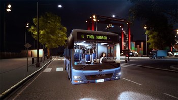 Screenshot5 - Bus Simulator 18 - MAN Bus Pack 1