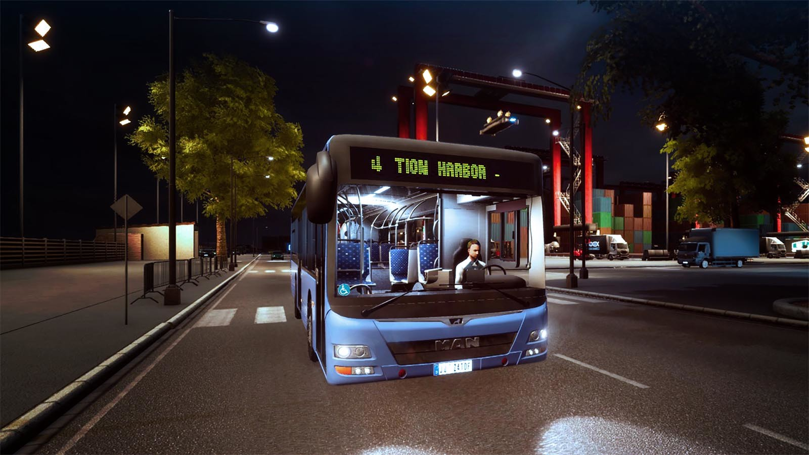 Bus Simulator 18 - MAN Bus Pack 1 [Steam CD Key] for PC - Buy now