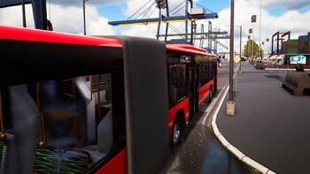 Screenshot4 - Bus Simulator 18 - MAN Bus Pack 1