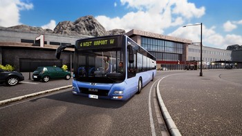Screenshot1 - Bus Simulator 18 - Official map extension