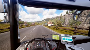 Screenshot4 - Bus Simulator 18 - Official map extension
